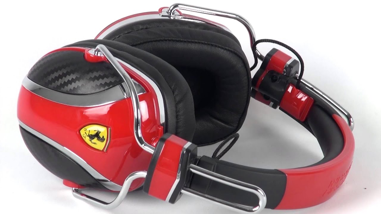you all headphone need accessories know to about ferrari hd
