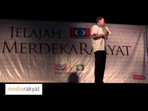 Anwar Ibrahim: Sungguh Malangnya Nasibku