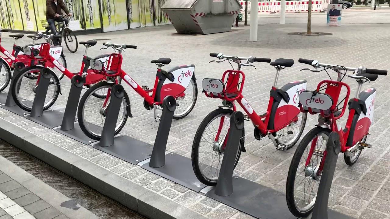 fahrradverleih freiburg