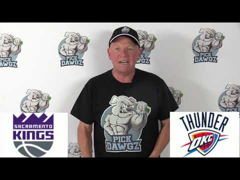 Oklahoma City Thunder vs Sacramento Kings 2/27/20 Free NBA Pick and Prediction NBA Betting Tips