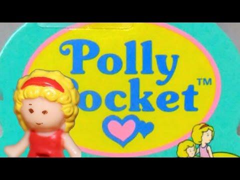 Muñeca Polly Pocket de Mattel Comercial de Tv 1992