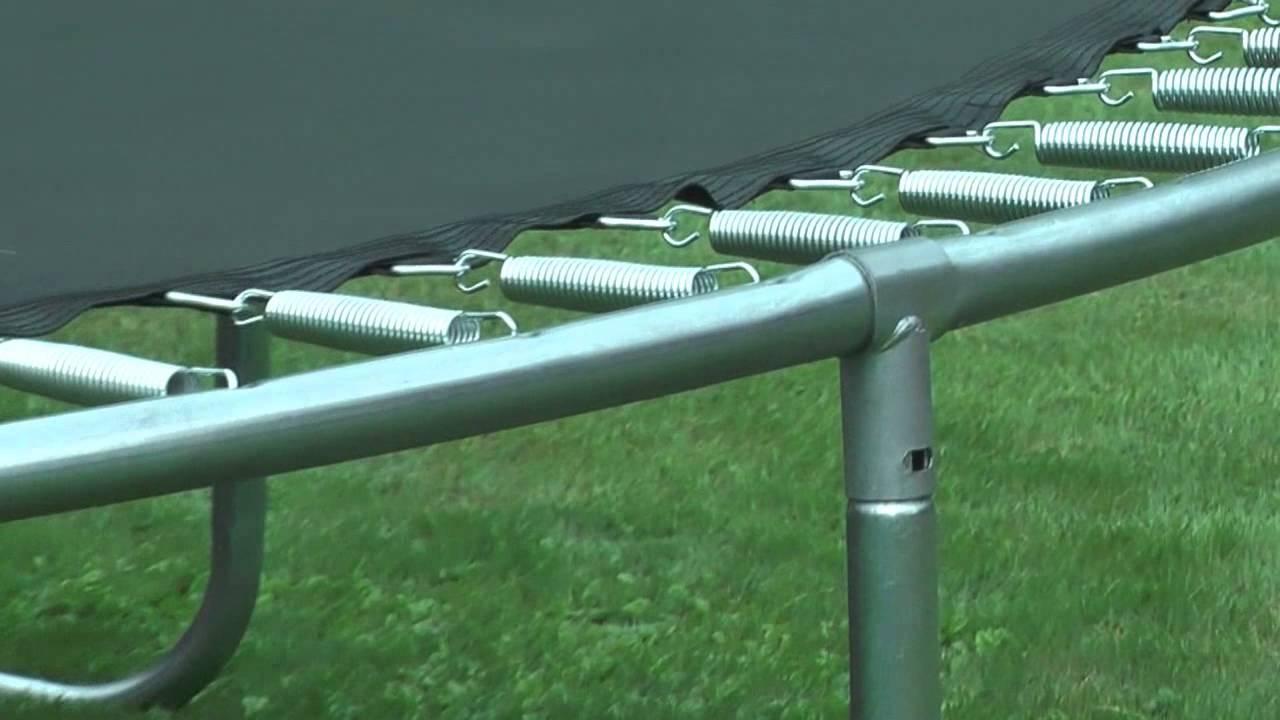klarfit rocketboy xxxl trampolin 400cm sicherheitsnetz. Black Bedroom Furniture Sets. Home Design Ideas