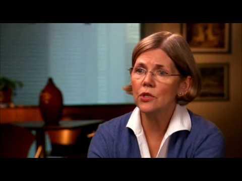 Elizabeth Warren NOW on PBS 1of3