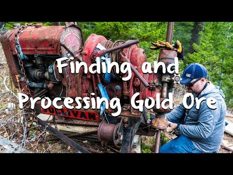 Finding and Processing Gold Ore