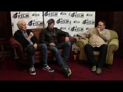 2017 Austin Film Festival: Robert Pine & Don Hannah  THE LANDING