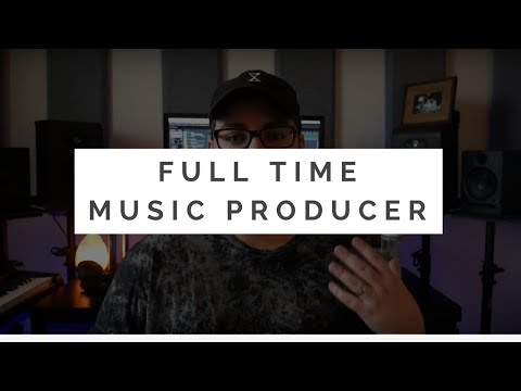 Going Full Time As A Music Producer