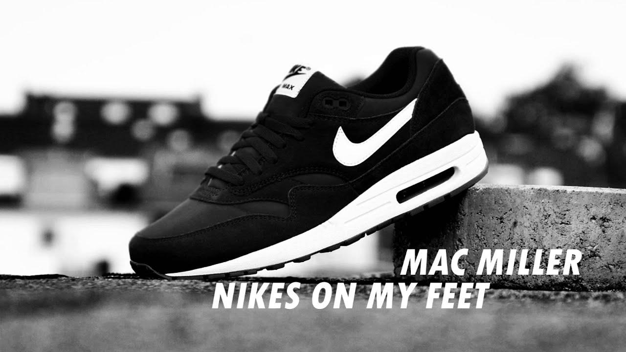 Mac Miller - Nikes On My Feet (Best Instrumental) - YouTube