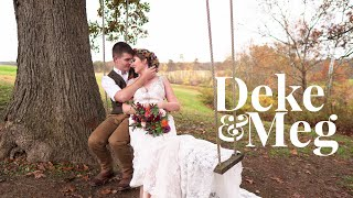 Deke & Meg // Rolling Hills Ranch // 10.26.19