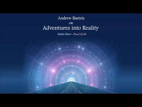 Adventures into Reality Nov-14-16