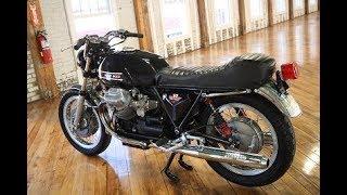 1972 Motoguzzi V700