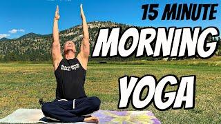 15 minute Morning Yoga Stretch Total Beginner