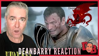 Dragon Age Origins - Sacred Ashes Trailer REACTION