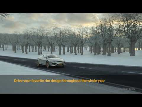 Continental Animation New Wheel Concept Service