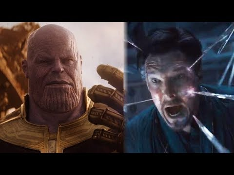 5 SHOCKING Moments From FINAL Avengers: Infinity War Trailer