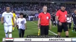 ARGENTINA 4-0 IRAK
