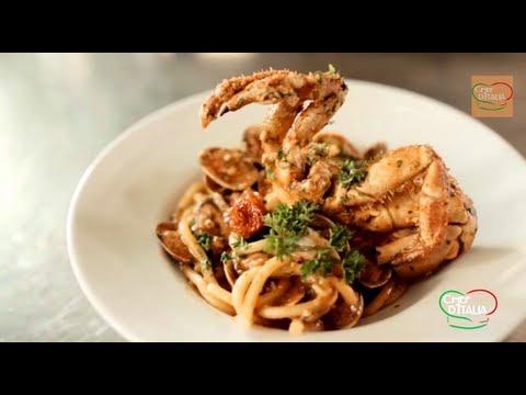 Chef d'Italia - Ricetta Spaghetti al Granciporro
