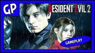 Gameplay: Resident evil 2 Remaker Demo