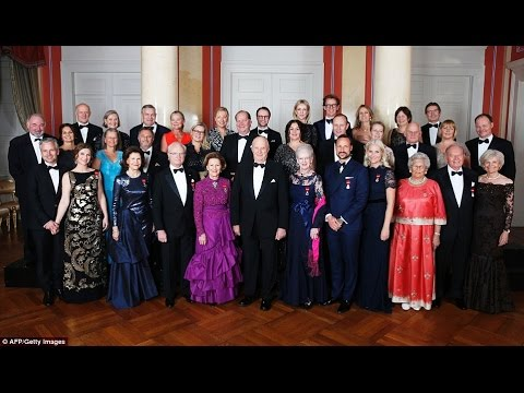 The Royal Family of Norway - Kristiansand 2016