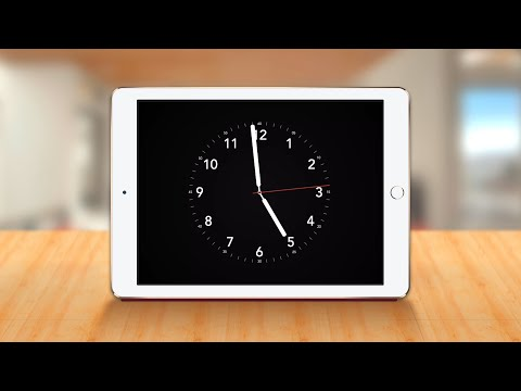 DreamClock for Apple TV and iPad