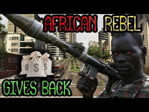 NEW AFRICAN REBEL GTA 5 FREE MONEY LOBBY RANK UP, RECOVERYS & MORE! & CASH ACCOUNTS XBOX ONE & PS4?