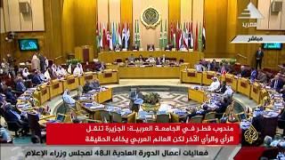 الجزيرة تنقل الرأي والرأي الآخر والعالم العربي يخاف الحقيقة
