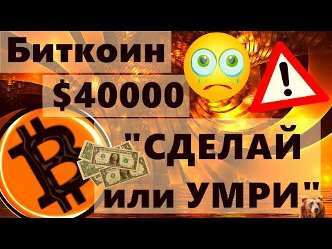 Биткоин СЕРЬЁЗНОЕ сопротивление на $41000 СДЕЛАЙ или..    Скупка золота: ЦБ и Граждане России