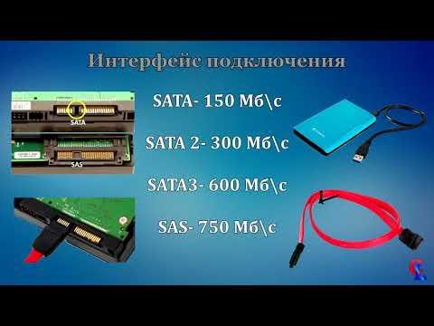 Как подобрать жесткий диск к компьютеру