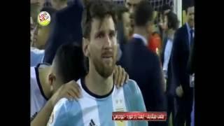 فيديو .. #رونالدو : رؤية #ميسي يبكي أمر مؤلم