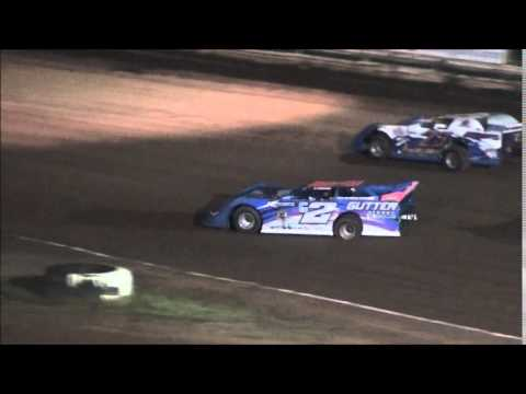 Super Late Model Heat #1 from I-77 Raceway Park 8/1/14.