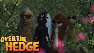 Over The Hedge Multiplayer PC/PS2 Walkthrough #1