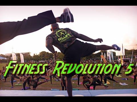 Fitness Revolution 5 - FitForLife Grenada