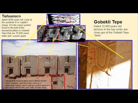Ancient's Knowledge: Tiahuanaco, Göbekli Tepe, Easter Island & Noah/Manu Part 1