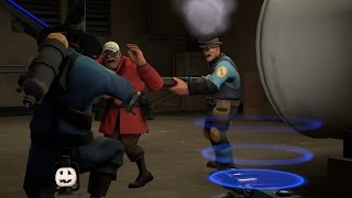 FIGHT FOR THE SEWERS! Capping on DoubleCross! [Team Fortress 2]