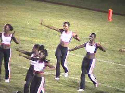 Miami Carol City Chiefs Marching Band 2004 Just Got Paid