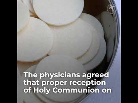 Portland archdiocese: Coronavirus or no, Communion can be received on the tongue