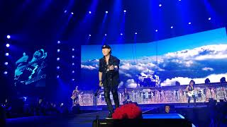 Scorpions - Wind of change  29.07.2018 Łódź
