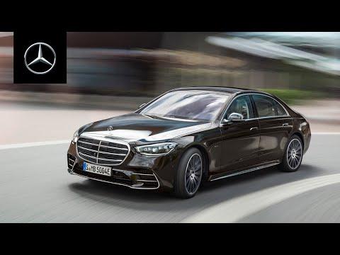 The New S-Class: World Premiere | Trailer