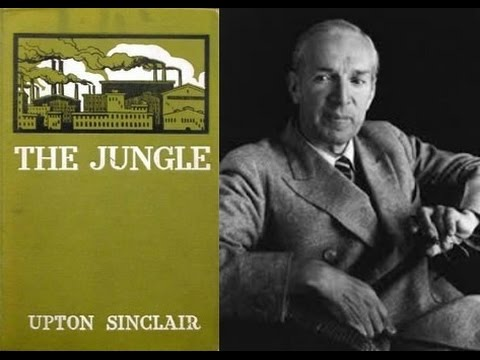 a brief review of upton sinclairs the jungle
