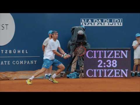 Seminfinale - Paolo Lorenzi vs. Gerald Melzer