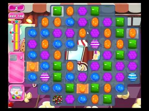Candy Crush Saga Level 2733 - NO BOOSTERS