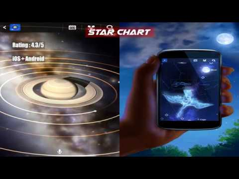 10 Top Stargazing Apps 2017