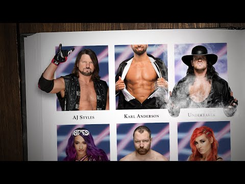 The 2018 WWE Yearbook