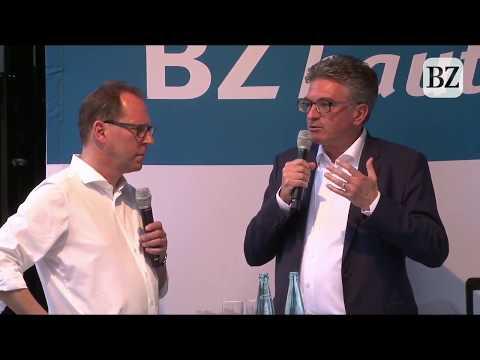 Freiburger OB-Wahl: So reagiert Dieter Salomon auf das Ergebnis des 1. Wahlgangs