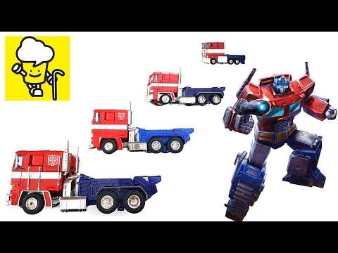 different-size-transformer-optimus-prime-g1-masterpiece-toys-ランスフォーマー-變形金剛