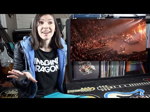 Evolve Tour | Concert Vlog (Imagine Dragons, Grouplove, and K Flay)