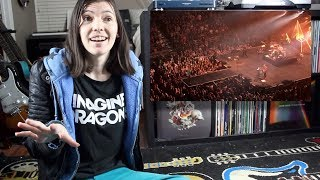 Evolve Tour | Concert Vlog (Imagine Dragons, Grouplove, and K Flay)