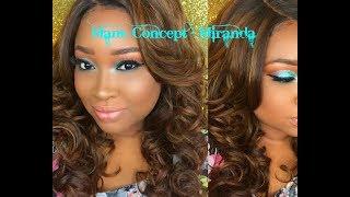 Mane Concept Red Carpet - Miranda | Wig Review | Yolanda Pharms