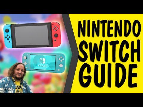 Nintendo Switch Buying Guide - JB Staff Picks