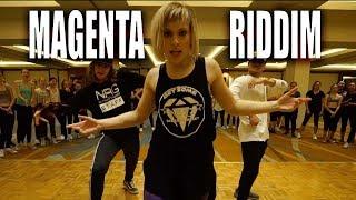 Magenta Riddim | DJ Snake | JB Choreography Video