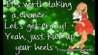 Hannah Montana Let